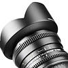 Walimex Pro Objectief 14/3.1 Video DSLR Nikon F Zwart