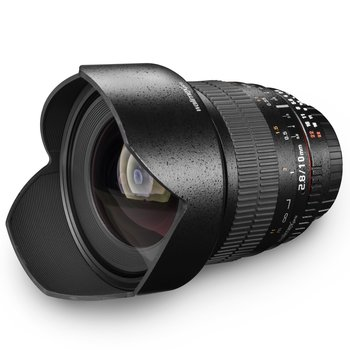Walimex Pro Objectief 10/2,8 APS-C Canon EF black