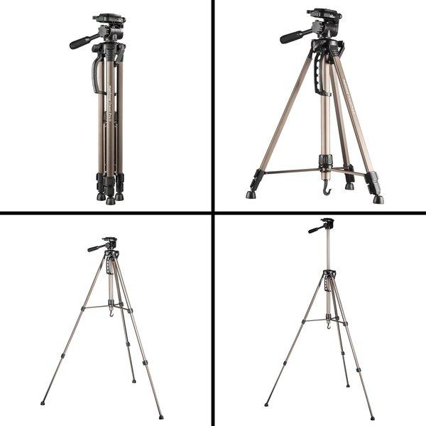 Mantona Basic Travel Pro II bronze Kamerastativ