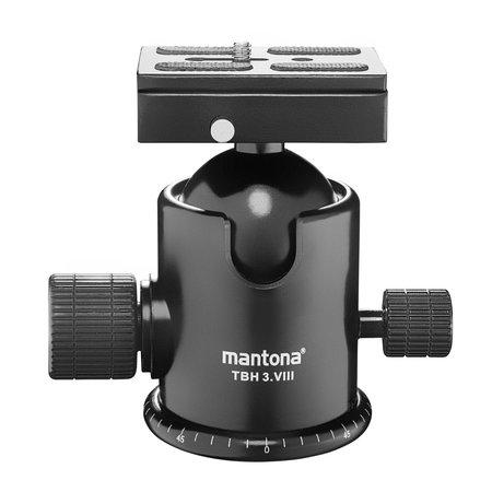 Mantona Basic TBH 3. VIII Statiefkop