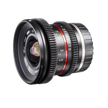 Walimex Pro 12/2,2 Video APS-C Sony E black