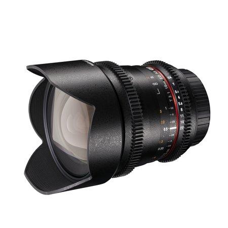 Walimex Pro Objectief 10/3,1 Video APS-C Sony E black