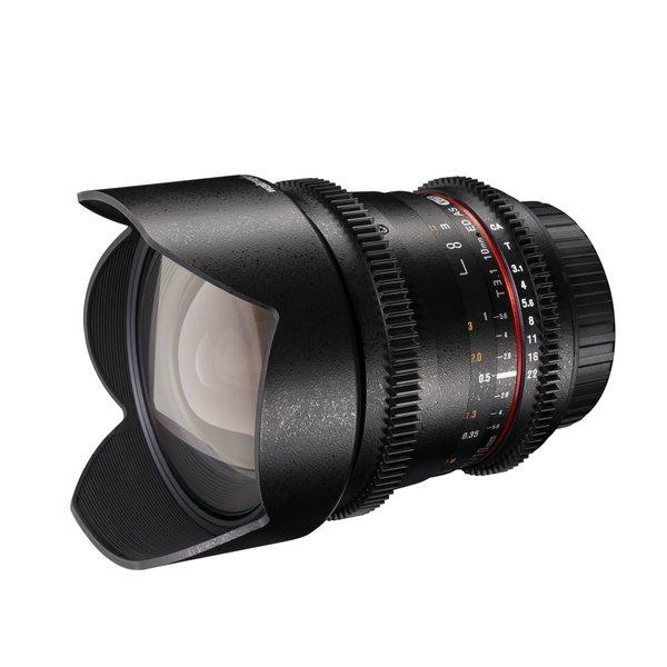 Walimex Pro 10/3,1 Video APS-C Sony E black