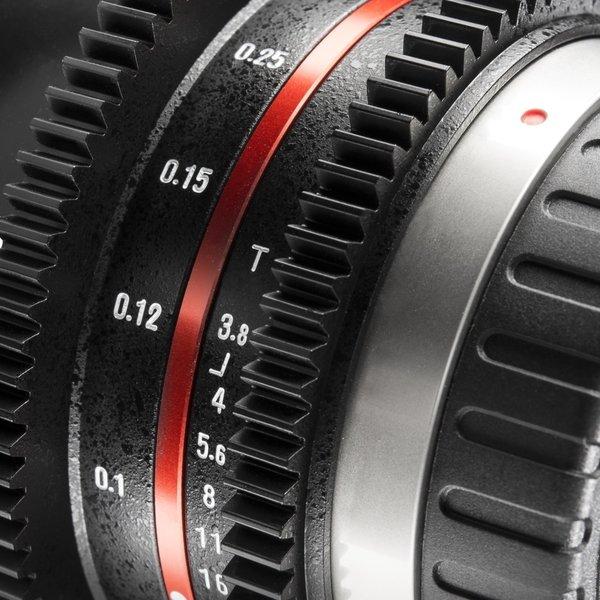 Walimex Pro 7,5/3,8 Fisheye Video APS-C MFT