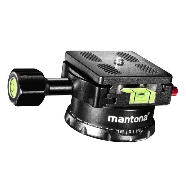 Mantona Scout tripod + panorama head 360°