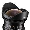 Walimex Pro Objectief 12/3,1 Fisheye Video DSLR Canon EOS black