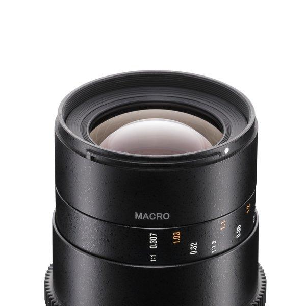 Walimex Pro Objectief 100/3.1 macro Video DSLR Canon EF