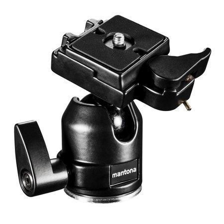 Mantona ONE Mini + Balhoofd + Smartphone Houder