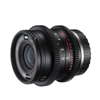 Walimex Pro 21/1,5 Video APS-C Canon M