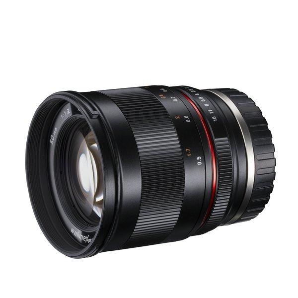 Walimex Pro Objectief 50/1,2 APS-C Sony E