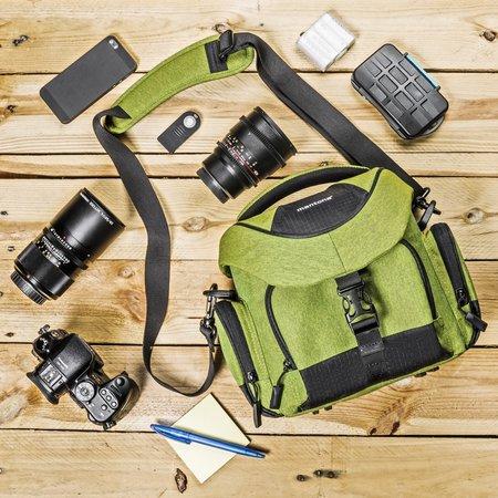 Mantona Premium Cameratas Groen