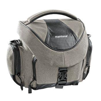 Mantona Premium Camerabag taupe