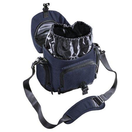 Mantona Premium Cameratas blue