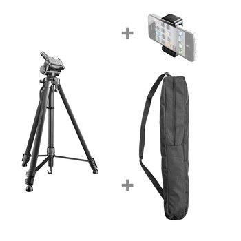 Walimex Pro WT-3570 Basic-Tripod168cm black