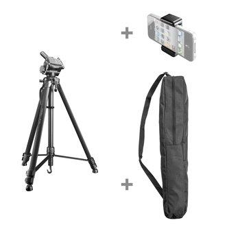 Walimex Pro WT-3570 Basic-Stativ 168cm schwarz