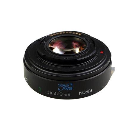 Kipon Baveyes AF Adapter Canon EF to MFT 0.7x no support