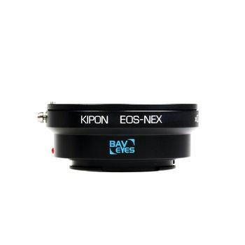 Kipon Baveyes Adapter Canon EF auf Sony E (0.7x)