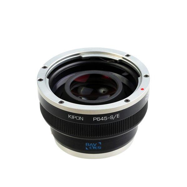 Kipon Baveyes Adapter Pentax 645 to Sony E (0.7x)