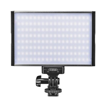 Walimex Pro LED Light Niova 150 Bi Color On Camera 15 Watt