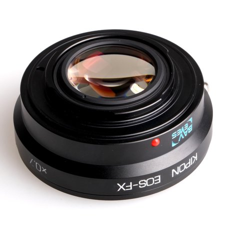 Kipon Baveyes Adapter Canon EF to Fuji X (0.7x)