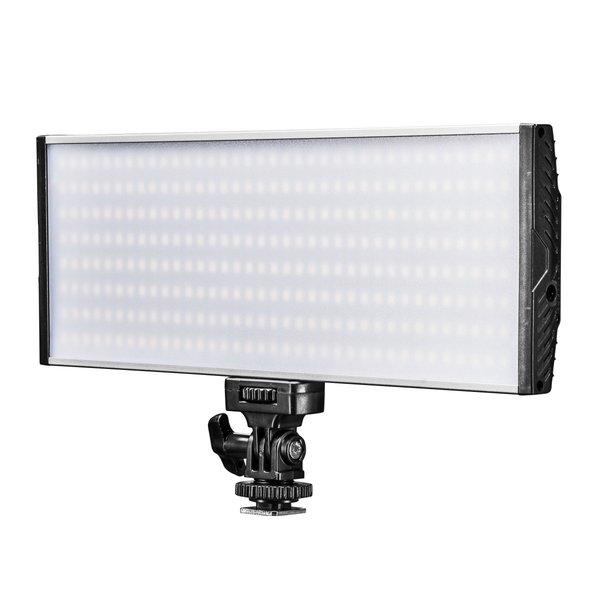 Walimex Pro LED Niova 300 Bi Color On Camera LED Lamp 30 Watt