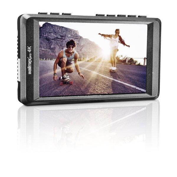 "Walimex Pro 4,5"" Camera Assist Monitor 4K IPS Set"