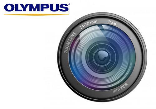 Olympus Objectieven