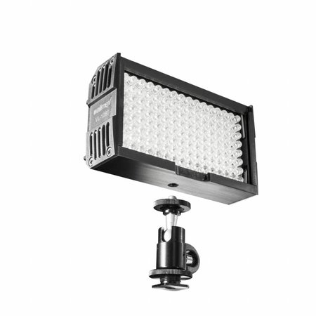 Walimex Pro LED Video Lamp met 128 LED - Copy