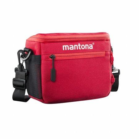 Mantona Cameratas Irit Systeem, Rood - Copy