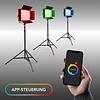Walimex Pro Rainbow LED RGB Square Lamp 50W