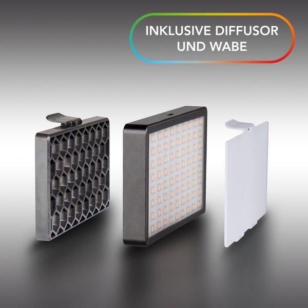 Walimex Pro LED Pocket Light Rainbow RGB