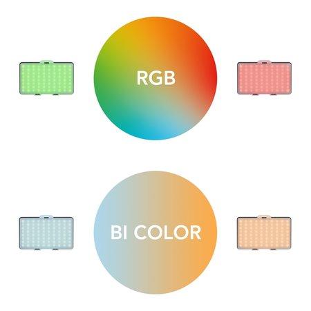 Walimex Pro Pocket Rainbow RGB LED   Available soon