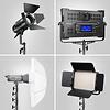 Walimex Pro 2x Spigot 28mm (1 1/8'') /16mm (5/8'')
