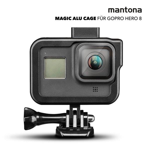 Mantona Aluminium Housing for GoPro Hero 8
