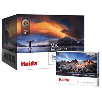 Haida Red Diamond M10 Enthusiast Filter Kit Super
