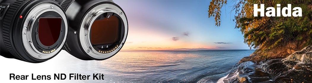 Haida Rear Filter