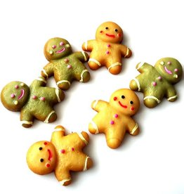 Flatback gingerbreadman (1x)