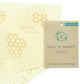 Bee's wrap Bee's wrap set van 3 small