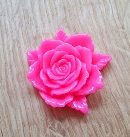Flatback xl roos roze (1x)