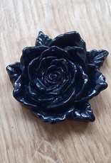 Flatback xl roos zwart (1x)