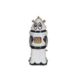 Mechato Vintage Spook robotje met grote ogen