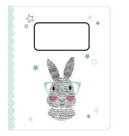 Sparkling Paper Schrift Mr rabbit