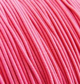 Elastiekdraad neon roze 0,8 mm (3m)