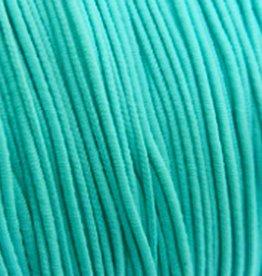 Elastiekdraad aquablauw 0,8 mm (3m)