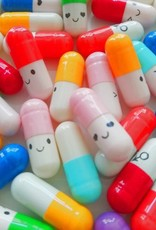 Happy message pill