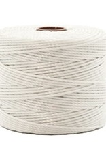 Nylon S-londraad 0,6 mm off-white (10m)