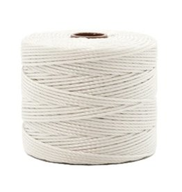 Nylon S-londraad 0,6 mm off-white (10m)