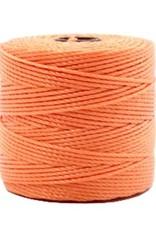 Nylon S-londraad 0,6 mm perzikoranje (10m)