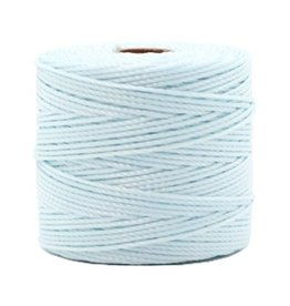 Nylon S-londraad 0,6 mm lichtblauw (10m of 70m)