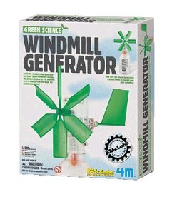 4M Windmolen generator